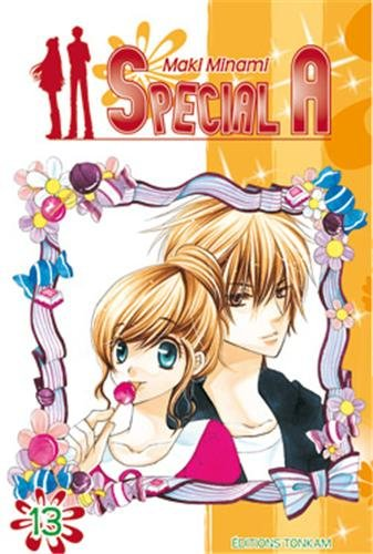 Special A, Tome 13