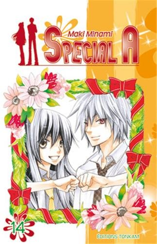 Special A, tome 14