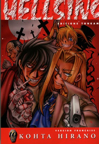 Hellsing, Tome 10 :