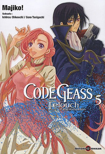 Code Geass Nightmare of Nunnally, Tome 5 :