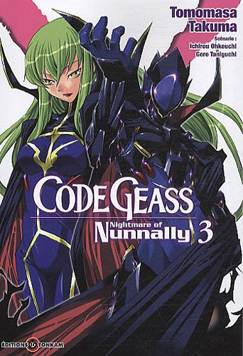 Code Geass Nightmare of Nunnally, Tome 3 :