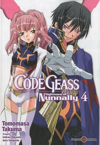 Code Geass Nightmare of Nunnally, Tome 4 :