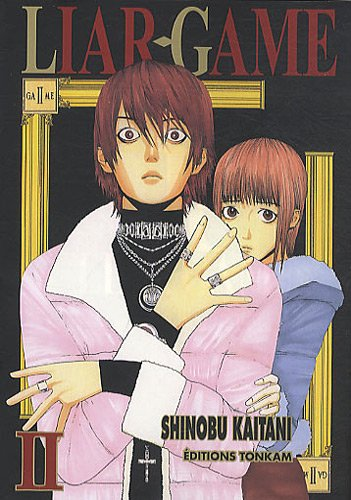 Liar Game, Tome 2 :