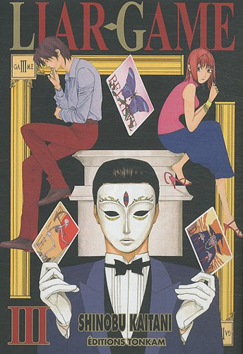 Liar Game, Tome 3 :