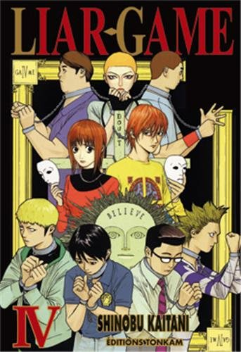 Liar Game, Tome 4 :