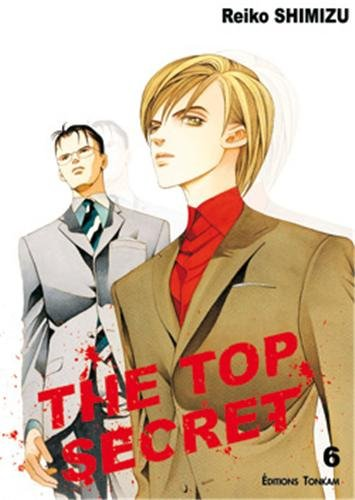 The Top Secret, Tome 6 :