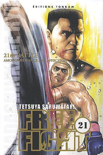 Free Fight, Tome 21 :