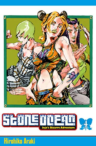 Stone Ocean, Tome 4 :