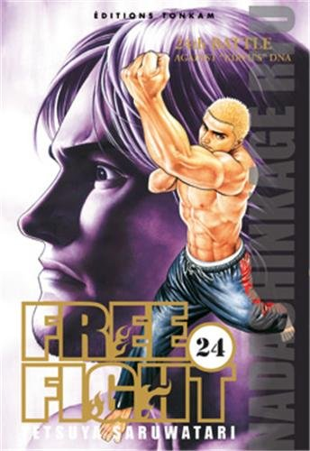 Free Fight, Tome 24 :