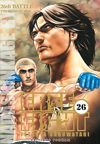 Free Fight, Tome 26 : The catastrophe