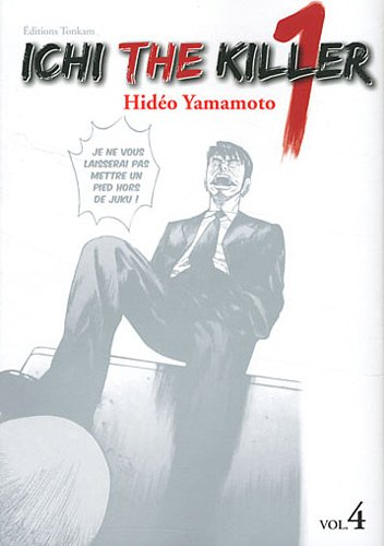 Ichi the killer, Tome 4 :