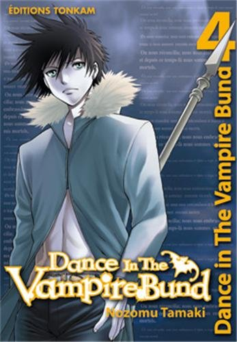 Dance in the Vampire bund, Tome 4 :