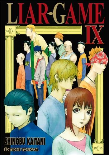 Liar Game, Tome :