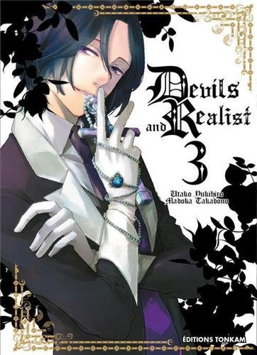 Devils and Realist, Tome 3 :