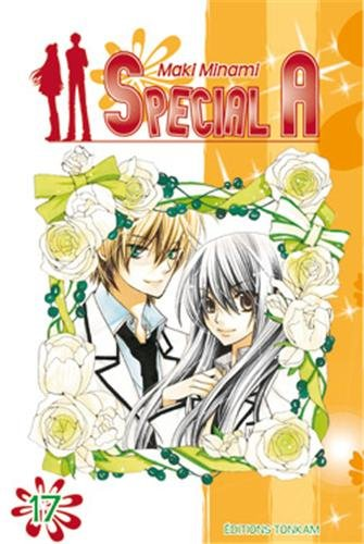 Special A, Tome 17 :