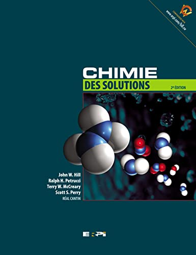Chimie des Solutions, 2ème Ed. + eText