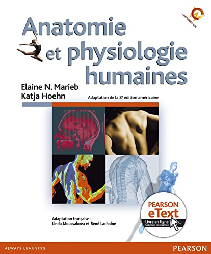 Anatomie et physiologie humaine + eText