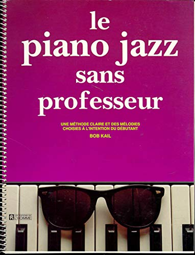 Le piano jazz sans professeur