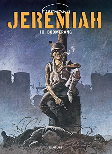 Jeremiah, tome 10