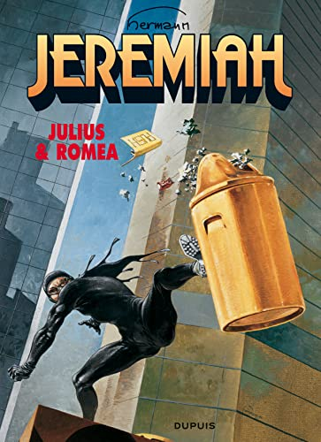 Jeremiah, tome 12