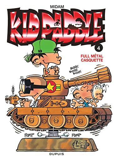 Kid Paddle, tome 4