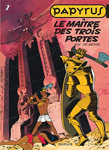 Papyrus, tome 2