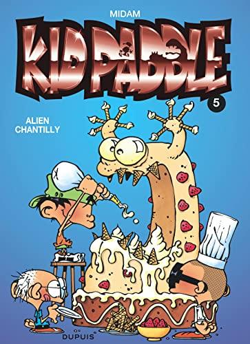 Kid Paddle, tome 5