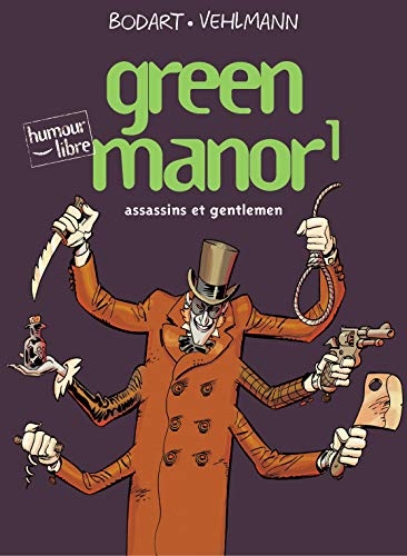 Green manor, tome 1 : Assassins et Gentlemen