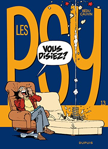Les Psy, Tome 13
