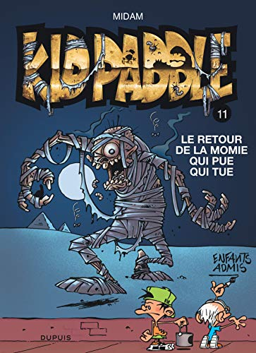 Kid Paddle, Tome 11