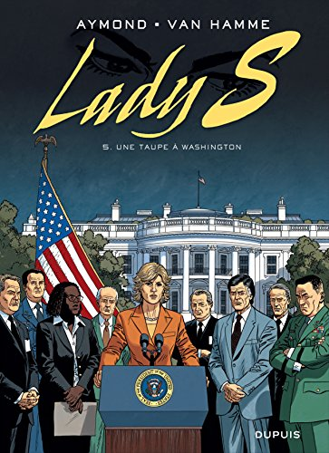 Lady S, tome 5