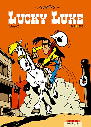 Lucky Luke I'Intégrale, Tome 2