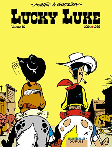 Lucky Luke I'Intégrale, Tome 10