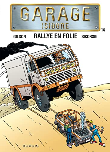 Garage Isidore, Tome 14