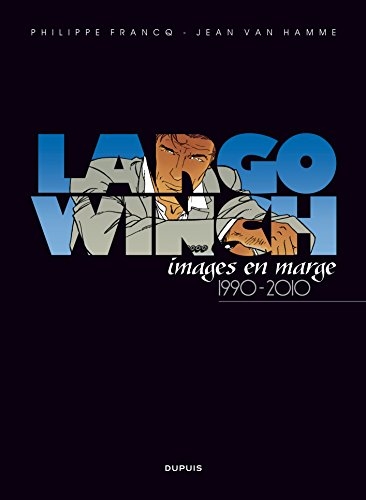 Largo Winch - Artbook Largo Winch