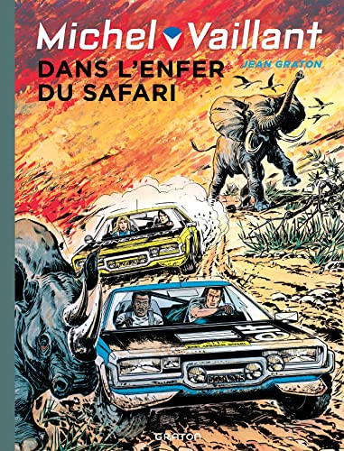Michel Vaillant, Tome 27 : Dans l'enfer du safari