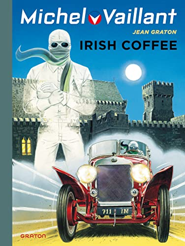 Michel Vaillant, Tome 48 : Irish coffee