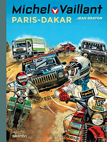Michel Vaillant, Tome 41 : Paris-Dakar
