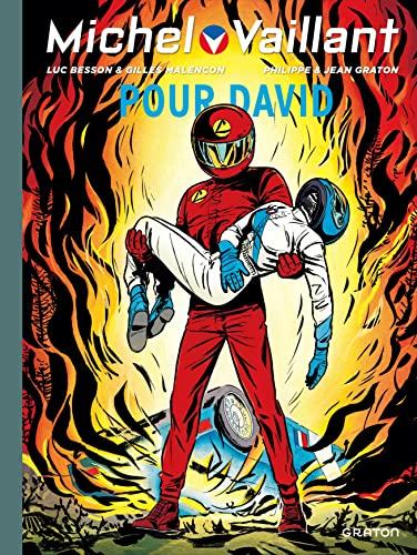 Michel Vaillant, Tome 67 : Pour David