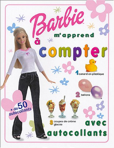 Barbie m'apprends à compter