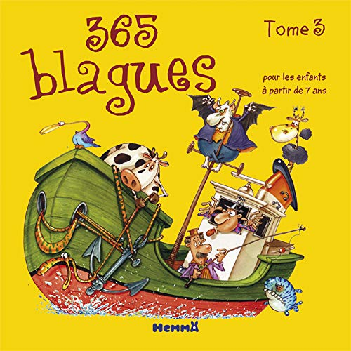 365 Blagues : Tome 3