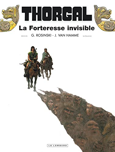 Thorgal, t.19 : la forteresse invisible |