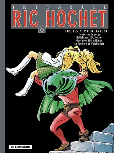 Ric Hochet l'Intégrale, Tome 8