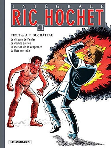 Ric Hochet l'Intégrale, Tome 11