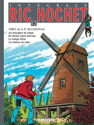 Ric Hochet l'Intégrale, Tome 12