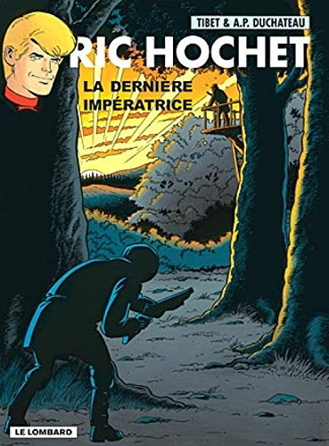 Ric Hochet, Tome 71