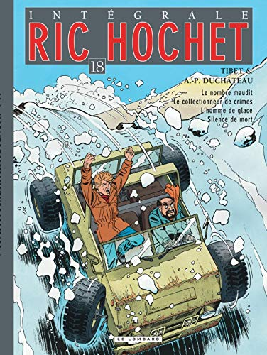 Ric Hochet l'Intégrale, Tome 18