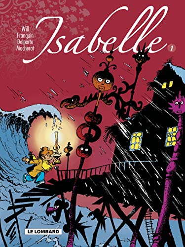 Isabelle Intégrale, Tome 1