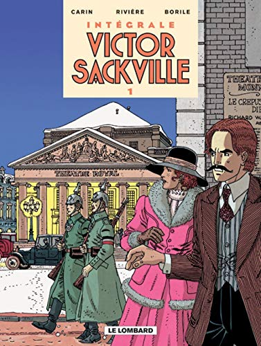 Victor Sackville Intégrale, Tome 1