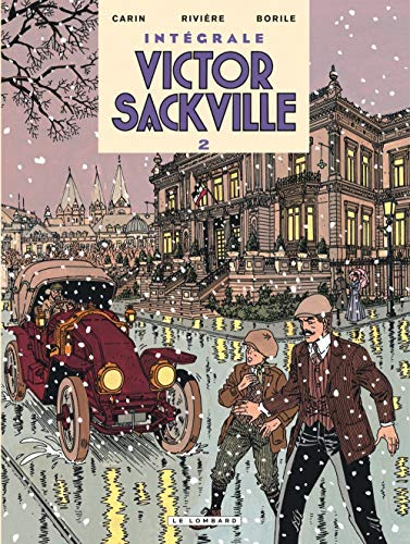 Victor Sackville Intégrale, Tome 2